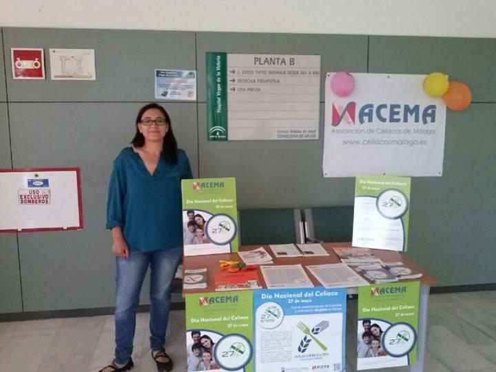 Dia del celiaco Málaga Hospital 01