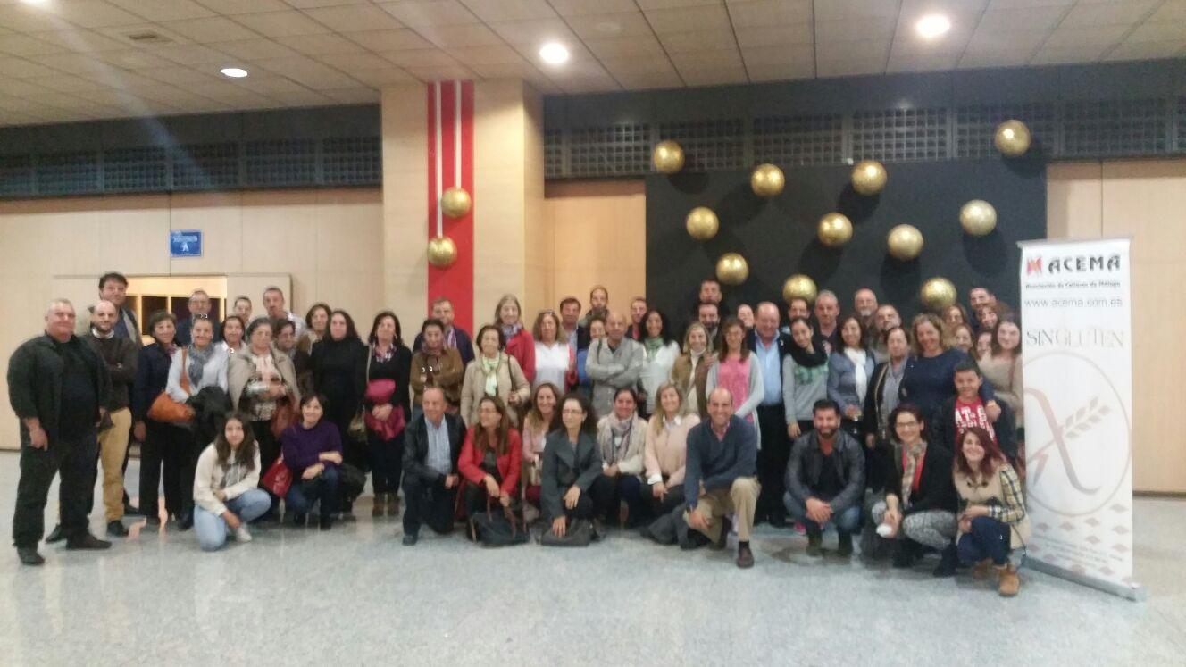 Jornada Enfermedad Celiaca Marbella